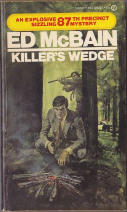 Killer's Wedge. Ed McBain