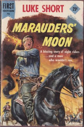 Marauders' Moon. Luke Short