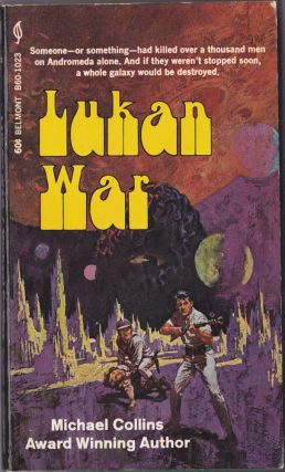 Lukan War. Michael Collins.