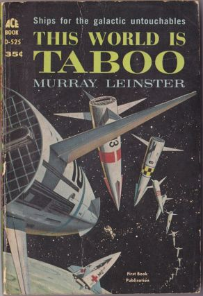 This World is Taboo. Murray Lienster