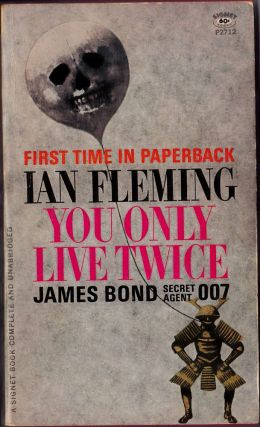 You Only Live Twice. Ian Fleming