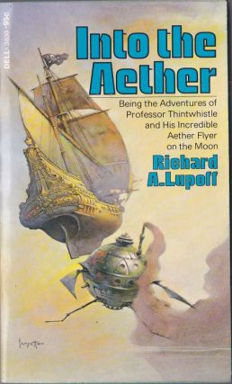 Into the Aether. Richard A. Lupoff