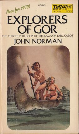 Explorers of Gor. John Norman