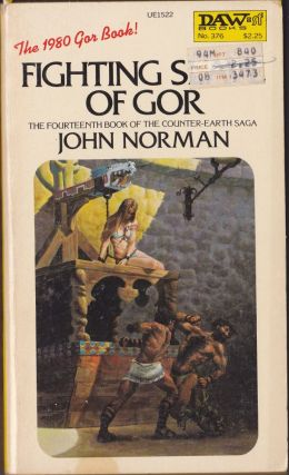 Fighting Slave of Gor. John Norman