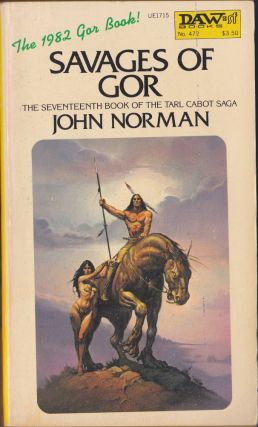 Savages of Gor. John Norman