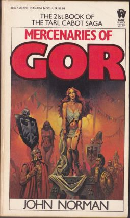 Mercenaries of Gor. John Norman