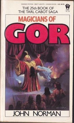 Magicians of Gor. John Norman