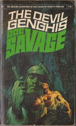 The Devil Genghis, a Doc Savage Adventure (Doc Savage #79). Kenneth Robeson