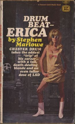 Drum Beat - Erica. Stephen Marlowe