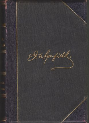 The Life, Speeches, and Public Services of James A. Garfield. Russell H. Conwell