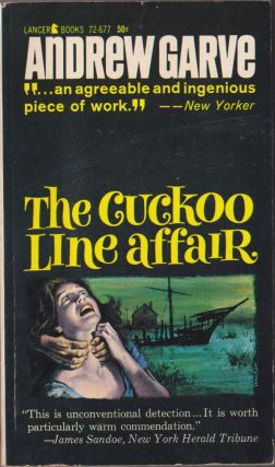 The Cuckoo Line Affair. Andrew Garve
