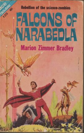 Falcons of Narabedla / The Dark Intruders & Other Stories