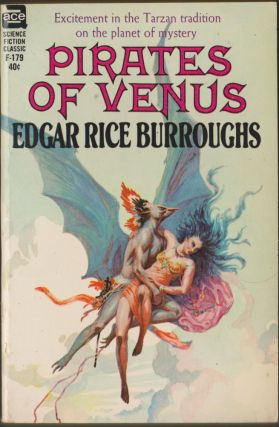 Pirates of Venus (Venus 1). Edgar Rice Burroughs