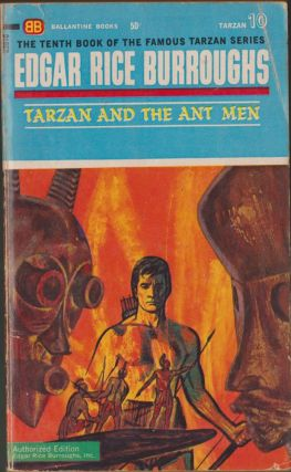 Tarzan and the Ant Men (Tarzan 10). Edgar Rice Burroughs.