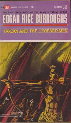Tarzan and the Leopard Men (Tarzan 18). Edgar Rice Burroughs.