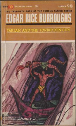 Tarzan and the Forbidden City (Tarzan 20). Edgar Rice Burroughs.