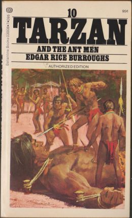 Tarzan and the Ant Men (Tarzan 10). Edgar Rice Burroughs