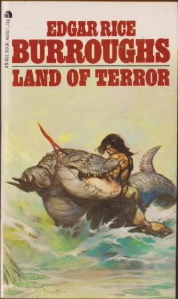Land of Terror (Pellucidar 6). Edgar Rice Burroughs