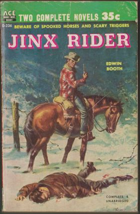 Jinx Rider / Walk a Lonely Trail. Edwin Booth, Ray Hogan