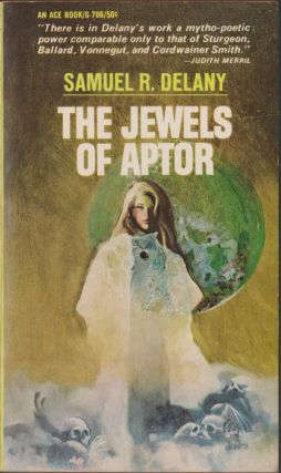 The Jewels of Aptor. Samuel R. Delany