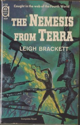 Collision Course / The Nemesis From Terra