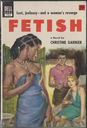 Fetish. Christine Garnier
