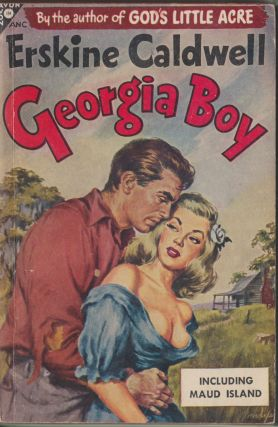 Stories From Georgia Boy and Maude Island. Erskine Caldwell