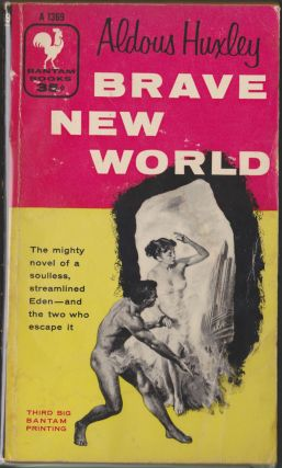 Brave New World. Aldous Huxley.