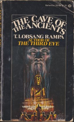 The Cave of the Ancients. T. Lobsang Rampa