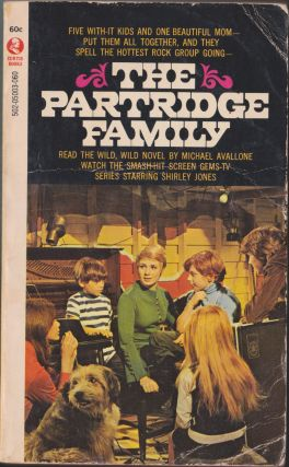The Partridge Family. Michael Avallone