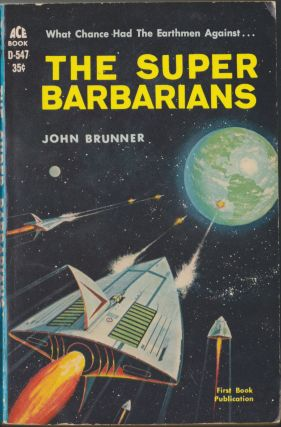The Super Barbarians. John Brunner