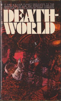 Deathworld. Harry Harrison