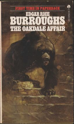 The Oakdale Affair. Edgar Rice Burroughs