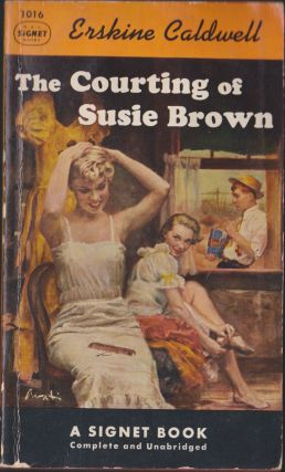 The Courting of Susie Brown. Erskine Caldwell