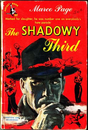 The Shadowy Third. Marco Page