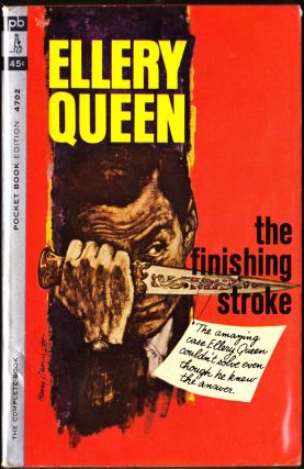 The Finishing Stroke. Ellery Queen
