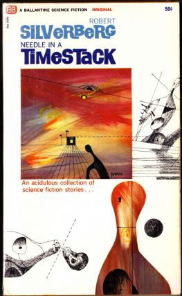 Needle In a Timestack. Robert Silverberg