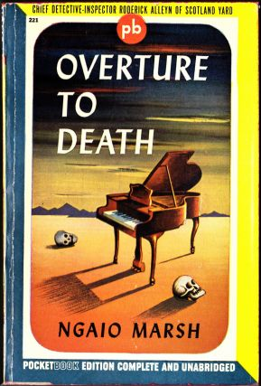 Overture To Death. Ngaio Marsh