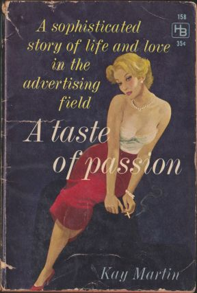 A Taste of Passion. Kay Martin