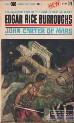 John Carter of Mars (Mars 11). Edgar Rice Burroughs