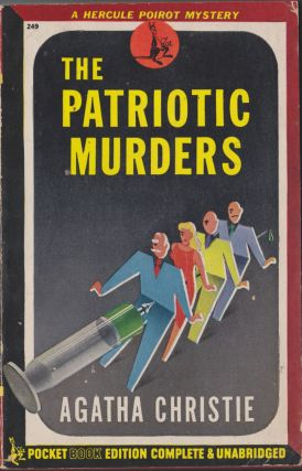 The Patriotic Murders. Agatha Christie