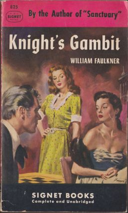Knight's Gambit. William Faulkner