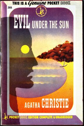 Evil Under the Sun. Agatha Christie.