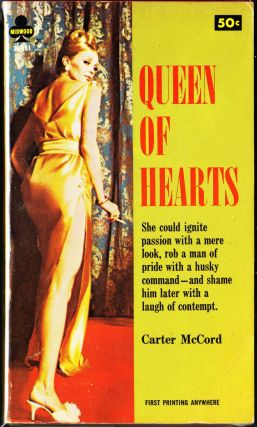 Queen of Hearts. Carter McCord