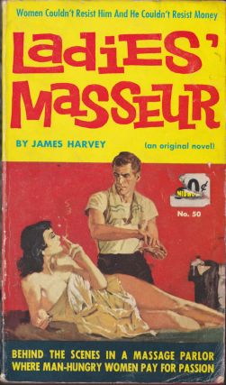 Ladies' Masseur. James Harvey
