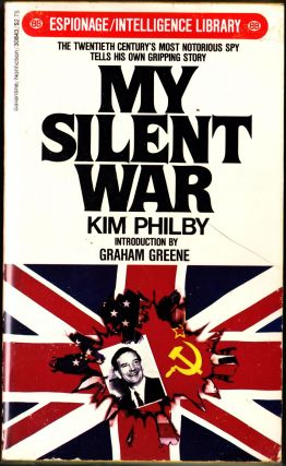 My Silent War. Kim Philby.