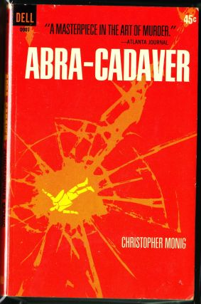 Abra-Cadaver. Christopher Monig