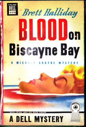Blood On Biscayne Bay. Brett Halliday