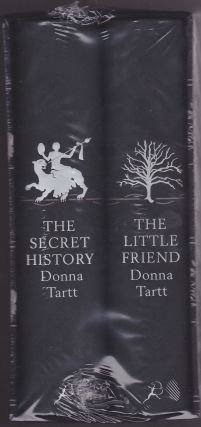 The Secret History & The Little Friend Signed