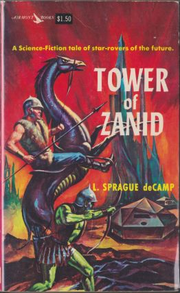 Tower of Zanid (Viagens Interplanetarias 6). L. Sprague de Camp